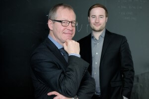 Die Autoren Prof. Dr. Gerrit Heinemann und Christian Gaiser